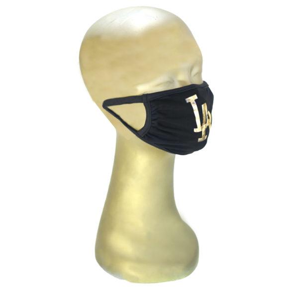 LA mask side