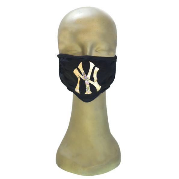 NY mask front